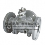 BQ44F、BQ45F保溫三通球閥,黃銅,鑄鋼,不銹鋼球閥,