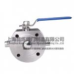 BQ71F對夾保溫球閥,三通,薄型,法蘭球閥,上海昆煉閥門