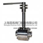 DQ61F焊接式低温球阀,实物图,图纸,CAD,上海昆炼阀门