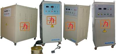 高压脉冲油浸电容器式多极磁材快速充磁机