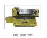 成都嘉程物资CNC800+NSV250+TAT170数控转台