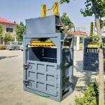 2021废纸打包机销量最好 自动推包废纸箱液压打包机