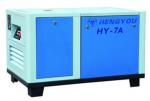 成都供应 恒友小型螺杆压缩机 HY-7A