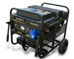 10KW开架式柴油发电机