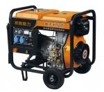 柴油發電機帶190A手工氬弧焊機