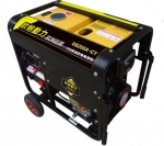 濠州250A柴油发电电焊机图片