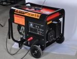 190A汽油发电电焊机中国标准认证