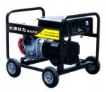 低油耗汽油电焊机/300A便携95公斤电焊机