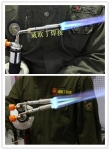 威歐丁53家用煤氣罐噴火槍空調冰箱制冷維修專用液化氣噴槍