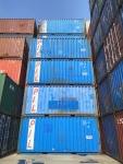 天津二手集装箱 海运集装箱 20英尺40英尺现货供应