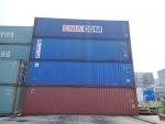 天津二手集装箱 标准海运集装箱 出口货柜 6米12米租赁、买
