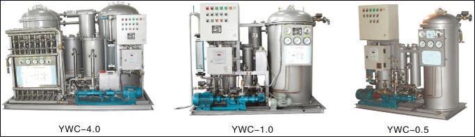 油水分离器、船用油污水处理器