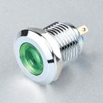 进口焊接式凹面全灯防水金属指示灯T12-170KP