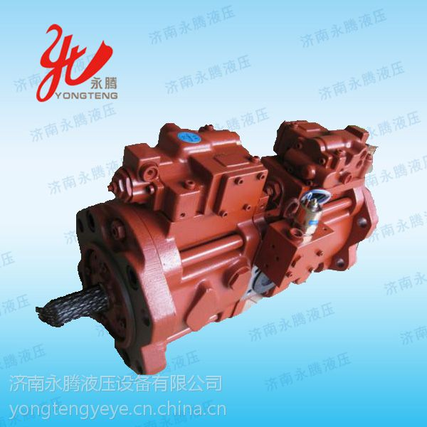 三一挖掘机液压泵川崎k3v112柱塞泵图片