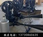 QSB型潛水射流式曝氣機價格 魚塘增氧機 型號 原理