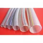 成都金盛橡胶制品价格 PVC钢丝螺旋增强软管批发报价