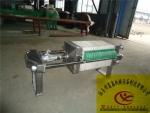 撫順出售不銹鋼壓濾機價格咨詢