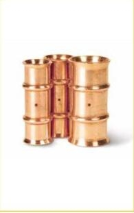 銅管接頭/彎頭/大小頭/三通/管帽/工具/無焊接/派克/優寶