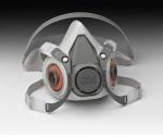 成都鑫程五金6000系列低保养型悬垂式防护半面具