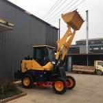 多功能驾驶式装载机柴油小型铲车价格及图片