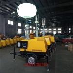 移动式工程照明设备全方位应急照明车厂家