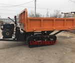 多功能座驾式运输车小型稻田搬运车的价格