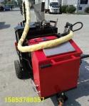 大型沥青胶灌缝机拖挂式路面补缝机的型号参数