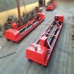 厂价出售混凝土三辊轴 铺桥面用三轴式摊铺机 滚筒提浆震捣梁