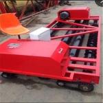 5.5米三辊轴铺装机山东济南老客户买三辊轴发往潍坊使用