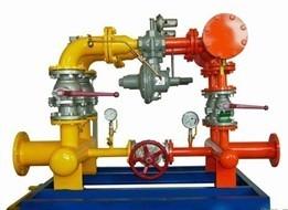 CNG减压箱/压缩天然气用CNG减压箱/工业企业/锅炉专用调