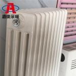 钢管四柱型散热器规格型号 钢制柱式散热器 钢四柱暖气片散热性