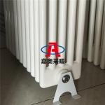 GZ506钢五柱散热器 钢制五柱型散热器厂家 钢管五柱暖气片