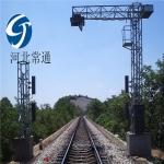 鐵路照明燈橋 鋼結構熱鍍鋅燈橋