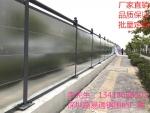 深圳新品钢围挡厂家直销 建筑工地钢围挡 施工围墙