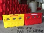 深圳龙华水马厂家 PE水马 滚塑水马 吹塑水马 质量好