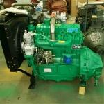 潍坊4100装载机柴油机