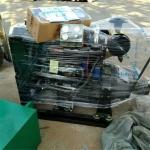 潍坊4105抽沙船用柴油机