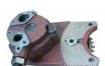 潍坊4100柴油机机油泵润滑油泵原装配件厂家直销