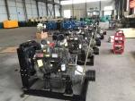 破碎机用柴油机潍坊6105ZP离合器柴油机座机性能可靠