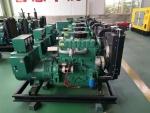 潍坊K4100D柴油机发电机组30千瓦发动机