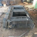生態箱式擋土墻模具 階梯式護坡框模具 大進模具