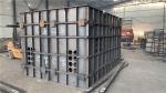 箱式配電站基礎鋼模具_定做批發_適用效果強