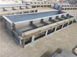遮板模具生产厂 高铁遮板模具批发 预制成形