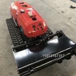 全自动自行走履带式微耕机 微型果园管理一体机