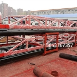 高架桥混凝土摊铺机全自动载人式铺料机一次成型效率高