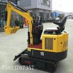 小型履帶式挖土機載人式柴油挖掘機助您高效創收