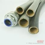 天津厂家供应LZ-4基本型可挠金属软管普利卡软管