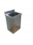 不锈钢全封洗手池