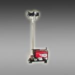 供应全方位自动泛光工作灯 发电机升降工作灯定制