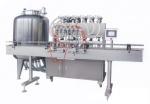 全自動液體灌裝機成都同亨包裝設備DYF6T-6G直線型 廠價